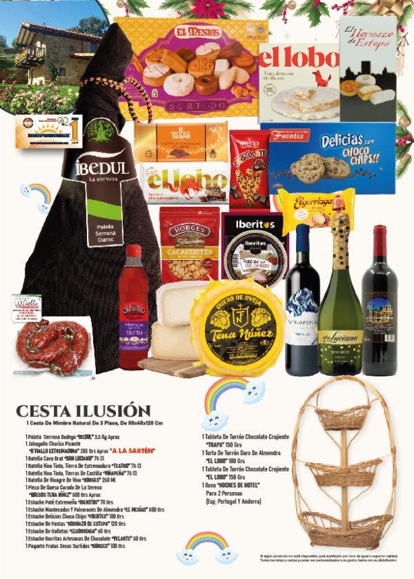cestas_navidad_lotes_regalos_corazon_encina_productos_navideños